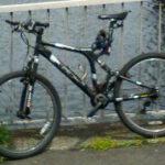 自転車が盗まれた!