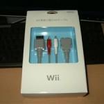 Wii D端子ケーブル