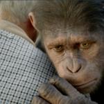 「猿の惑星 創世記」をみてきた