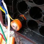 インサイト HN-ZE1 IMAバッテリ再度交換