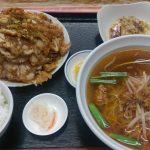 猪苗代 台湾料理屋「食の味」へいってきた