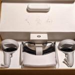 Oculus Quest 2とエリートストラップ、Oculus Link Headset Cable3点セット