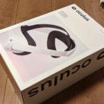 壊れたOculus Elite Strapを送付したら新品が帰ってきた
