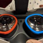 Oculus Quest 2 用レンズ傷防止リングをつけてVRsatileを使ってみた